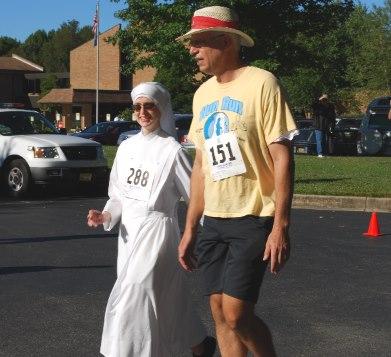 Nun Run 5K in Newark DE